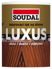 1733950 LUXUS LAZURA TRANSPARENT S UV FILTREM  0,75l