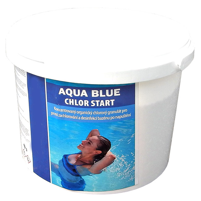 Aqua Blue chlor Start 3 kg