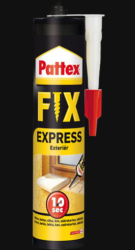 Lepidlo Pattex Fix Express PL600 375 g