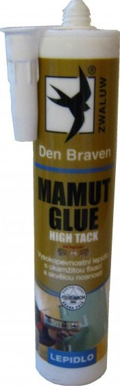Lepidlo MAMUT Glue HIGH TACK (bílý)